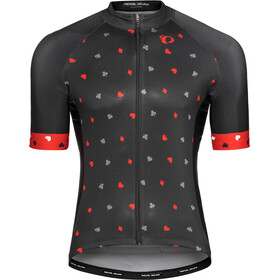 PEARL iZUMi Elite Pursuit LTD Jersey Men card play black/torch red/smoked pearl